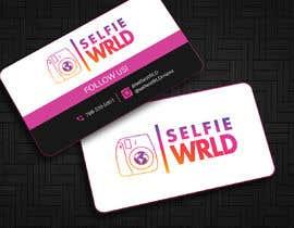 #85 for SelfieWRLD - Business Cards af kailash1997