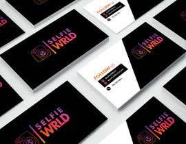 #74 for SelfieWRLD - Business Cards af riyad04928
