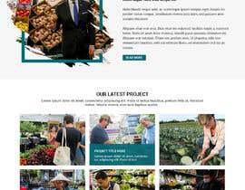 #143 for Graphic Design Layout Mockup for Redesigned Corporate Website af WebCraft111
