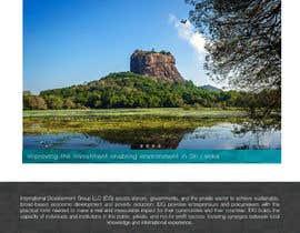 #147 for Graphic Design Layout Mockup for Redesigned Corporate Website af joetheinvader