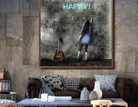 #30 untuk Digital Artwork from digital Artist - Create art for my canvas company oleh Murkmalik