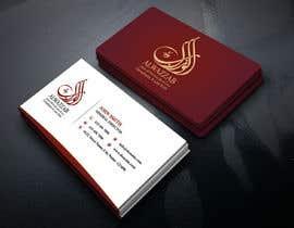 websketchworld tarafından A formal and Luxurious business Card design için no 52