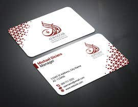 #39 for A formal and Luxurious business Card design af sultanagd