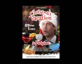 lida66 tarafından Design Christmas Vacation Parody Flyer için no 77