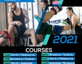 #34 for 2021 Course Calendar by maidang34