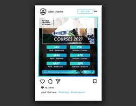 #30 for 2021 Course Calendar by Aminul02