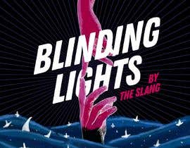 """#75 for Album artwork for cover of """"Blinding Lights"""" by The Weeknd by RBRDSGN"""