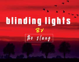 """#85 for Album artwork for cover of """"Blinding Lights"""" by The Weeknd by frdesignx"""
