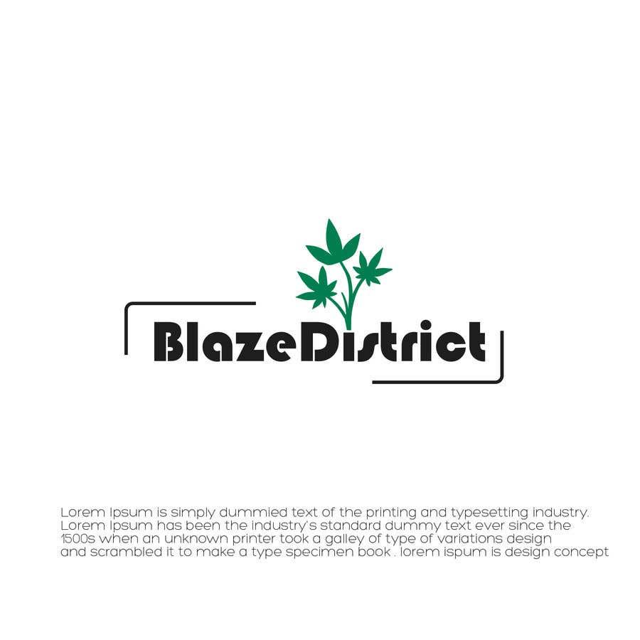 Bài tham dự cuộc thi #                                        80                                      cho                                         Logo BlazeDistrict