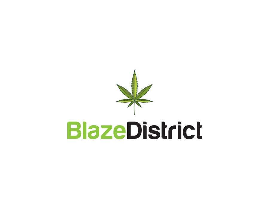 Bài tham dự cuộc thi #                                        4                                      cho                                         Logo BlazeDistrict