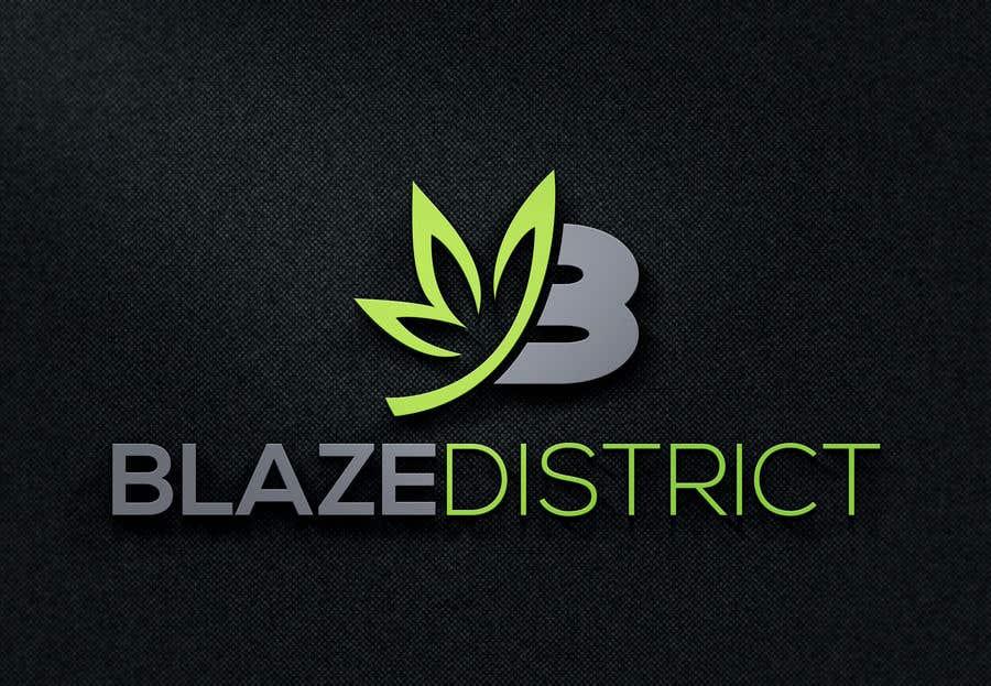 Bài tham dự cuộc thi #                                        18                                      cho                                         Logo BlazeDistrict