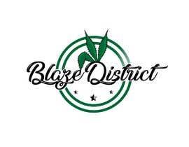 #64 untuk Logo BlazeDistrict oleh PramShaw