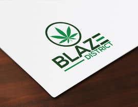#62 untuk Logo BlazeDistrict oleh dewan001962