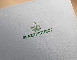 #116 untuk Logo BlazeDistrict oleh rafiqtalukder786
