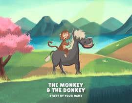 nº 10 pour Illustrate and layout Children's story par Barunakhs