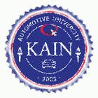 Design for a t-shirt for Kain University using our current logo in a distressed look için Graphic Design29 No.lu Yarışma Girdisi