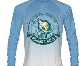 #58 for T-Shirt Design (Fishing Shirt) by antlerhook