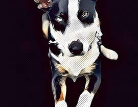 Nro 161 kilpailuun make my dog image background transparent so I can print them on t-shirts, socks, shorts, etc. käyttäjältä Pilothasan