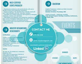 #17 para Interesting Resume Design por SneR85