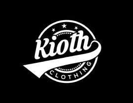 #96 for KIOTH Clothing Logo - 25/11/2020 03:57 EST by HasibulSajib