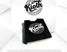 #127 for KIOTH Clothing Logo - 25/11/2020 03:57 EST by joyceem