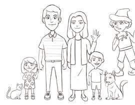 nº 32 pour Design my cartoon characters par achmadyusli