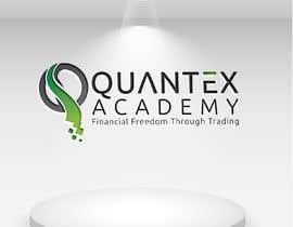 #415 for Design a logo - Quantex af Mohaimin420
