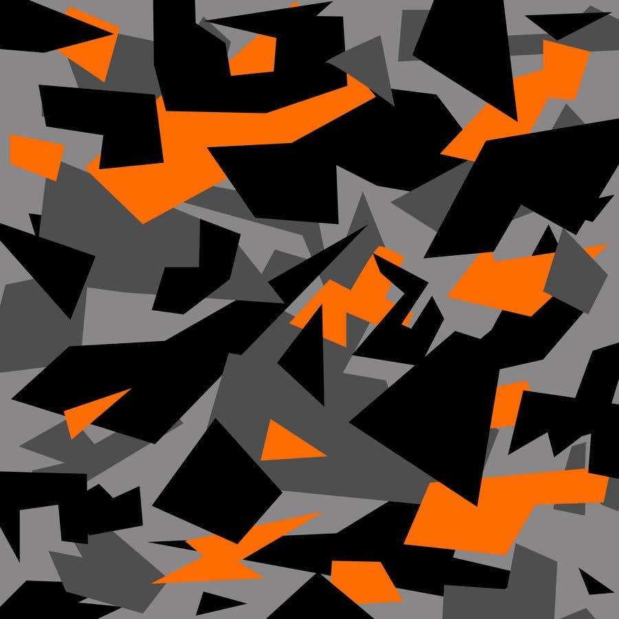 Kilpailutyö #                                        40                                      kilpailussa                                         Create a Camouflage Pattern