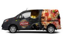 Proposition n° 33 du concours Graphic Design pour build a pizza restaurant desing in a car