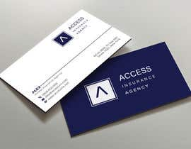 """#43 for Need a 2"""" x 3.5"""" Standard business card design af ronyislam16316"""