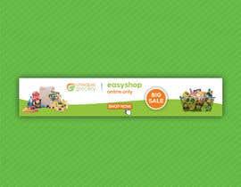 Nro 55 kilpailuun Professional Slide Banners Design For Website käyttäjältä RABIN52