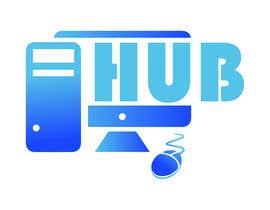 "#130 cho Logo for ""Hub"" - a personal website bởi MMRahman1313"