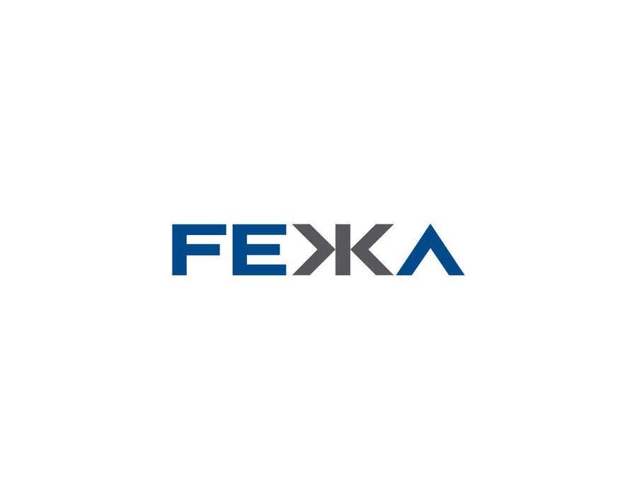 Kilpailutyö #                                        104                                      kilpailussa                                         FEKKA Logo