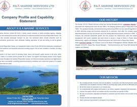 fahadkhan0612 tarafından Update our Company Profile için no 36