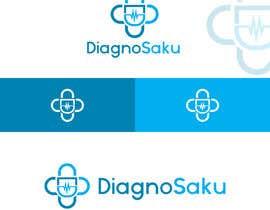 #16 untuk Mendesain sebuah Logo - DiagnoSaku oleh rendyorlandostd