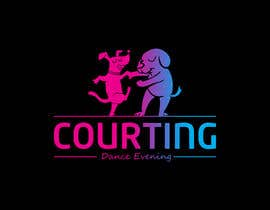 #590 for Design a logo Courting dance af SumonMehedi2020