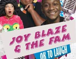 maidang34 tarafından Joy Blaze & The Fam Flyer için no 3