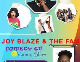 mdzahurulhaque tarafından Joy Blaze & The Fam Flyer için no 20