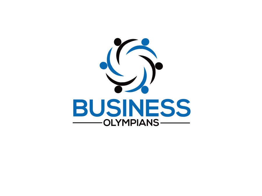 Penyertaan Peraduan #                                        190                                      untuk                                         Business Olympians Logo