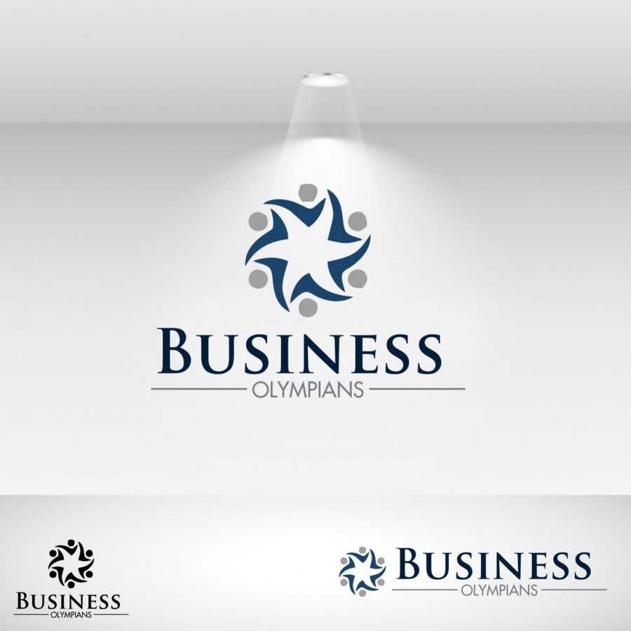 Penyertaan Peraduan #                                        108                                      untuk                                         Business Olympians Logo