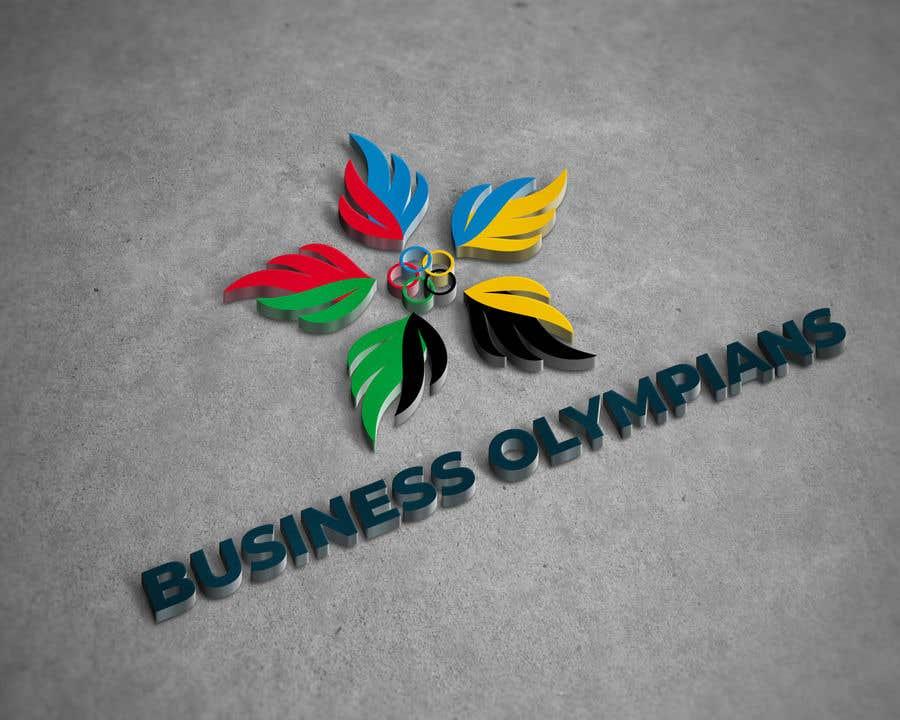 Penyertaan Peraduan #                                        131                                      untuk                                         Business Olympians Logo