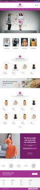 Make a woocommerce site design with Elementor page builder