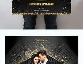 #92 untuk Make a party flyer oleh dreamworld092016