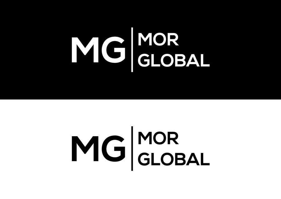 Penyertaan Peraduan #                                        134                                      untuk                                         Create a Design for logo-Mg Mor Global