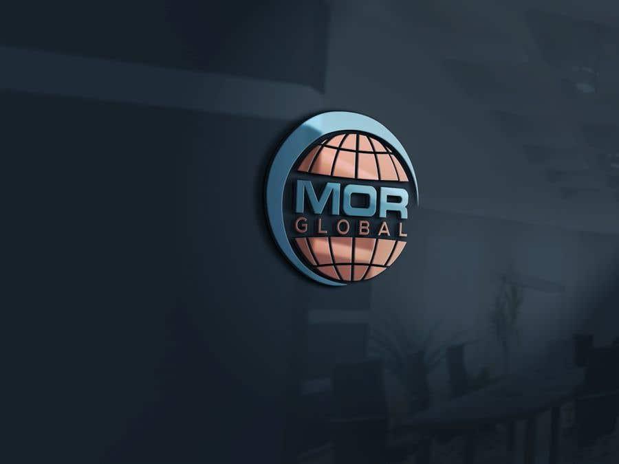 Penyertaan Peraduan #                                        285                                      untuk                                         Create a Design for logo-Mg Mor Global