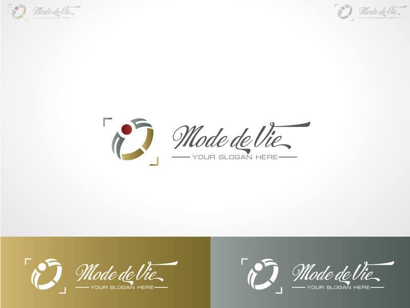Contest Entry #43 for Design A Logo For Brand Name: Mode de Vie