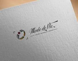 #44 for Design A Logo For Brand Name: Mode de Vie by nikdesigns
