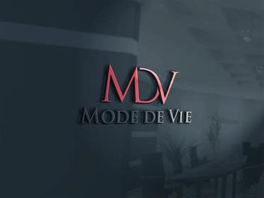 #25 for Design A Logo For Brand Name: Mode de Vie af usmanarshadali