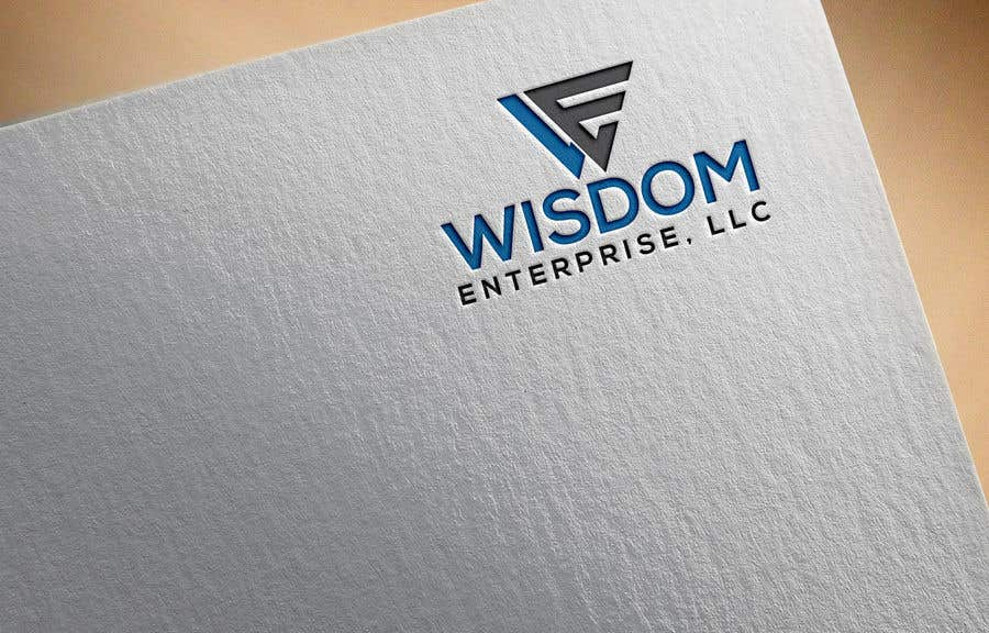 Bài tham dự cuộc thi #                                        84                                      cho                                         I need a professional logo created for Wisdom Enterprise, LLC It's important to have W E highlighted in some creative way.