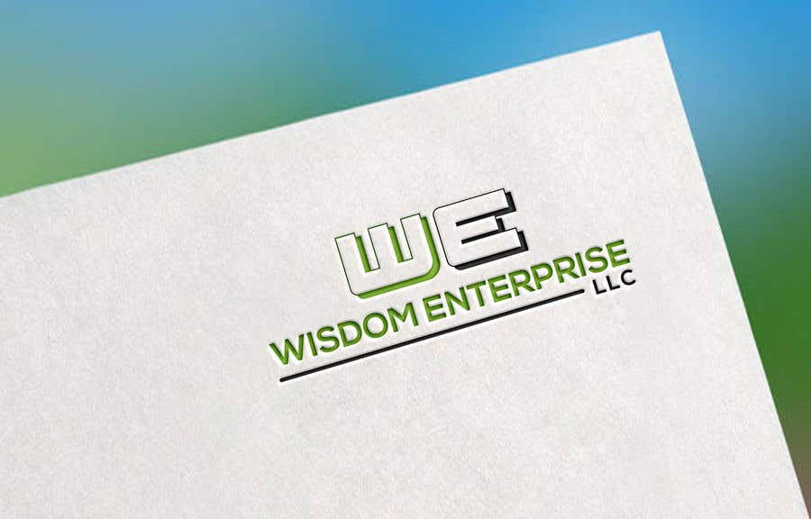 Bài tham dự cuộc thi #                                        72                                      cho                                         I need a professional logo created for Wisdom Enterprise, LLC It's important to have W E highlighted in some creative way.